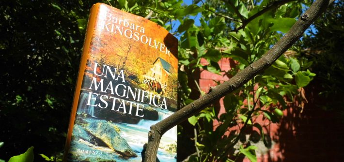 una magnifica estate kingsolver